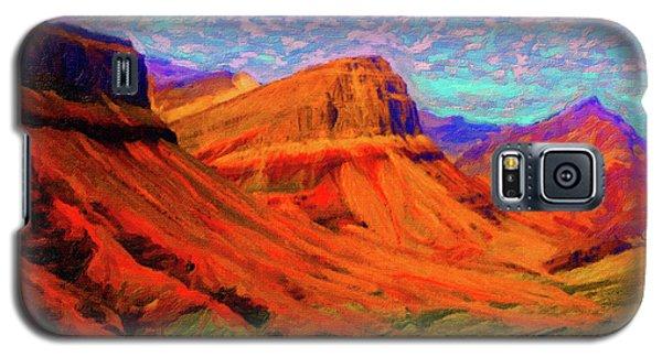 Flowing Rock Galaxy S5 Case