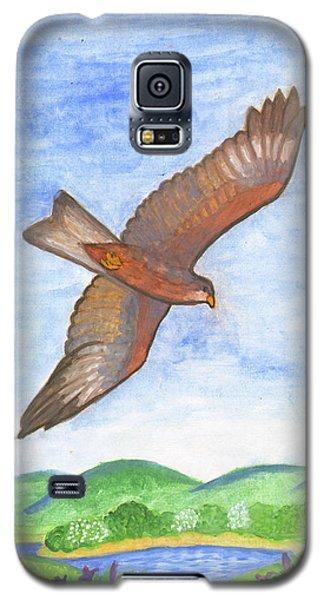 Flying Hawk Galaxy S5 Case