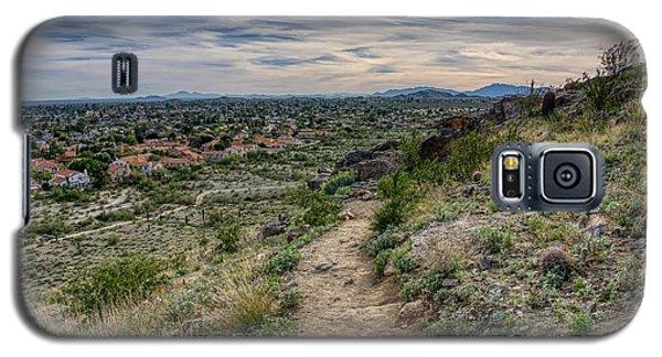 Following The Desert Path Galaxy S5 Case
