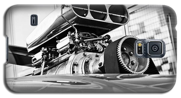 Ford Mustang Vintage Motor Engine Galaxy S5 Case