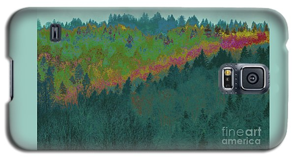 Forest And Valley Galaxy S5 Case
