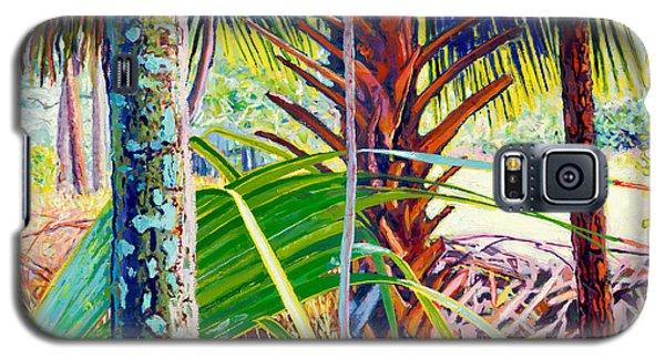Forest Prayer Galaxy S5 Case