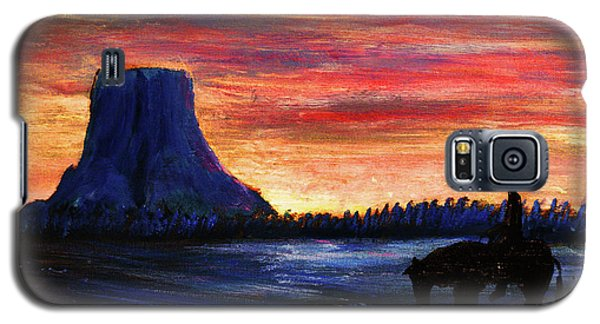 Forever West Galaxy S5 Case