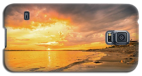 Fort Foster Sunset Watchers Club Galaxy S5 Case