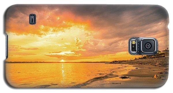 Fort Foster Sunset Watchers Club Galaxy S5 Case
