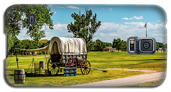 Fort Laramie Galaxy S5 Case