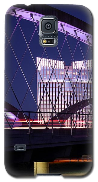 Fort Worth West Seventh Street Bridge V2 021419 Galaxy S5 Case