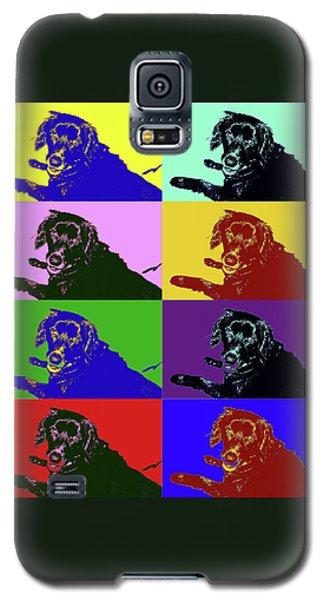 Foster Dog Pop Art Galaxy S5 Case
