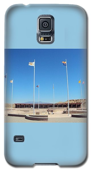 Four Corners Monument Galaxy S5 Case