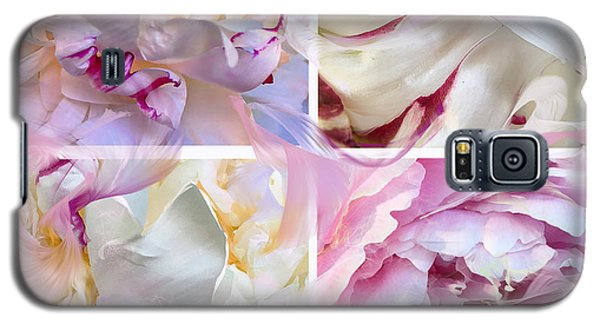 Four Peonies  Galaxy S5 Case