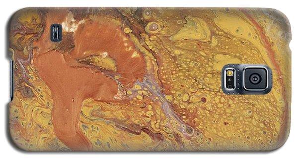 Fox Tail Galaxy S5 Case