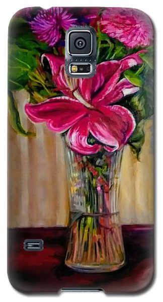 Fragrance Filled The Room Galaxy S5 Case