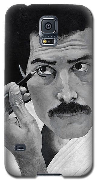 Freddie Mercury Galaxy S5 Case