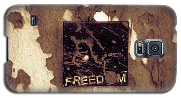Freedom Galaxy S5 Case