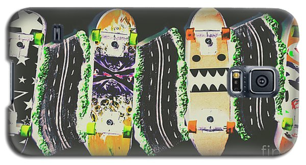 Skateboarding Galaxy S5 Cases | Fine Art America