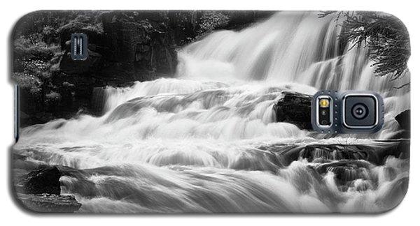 French Alps Stream Galaxy S5 Case