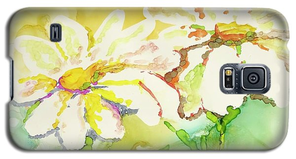 Fresh As Daisies Galaxy S5 Case
