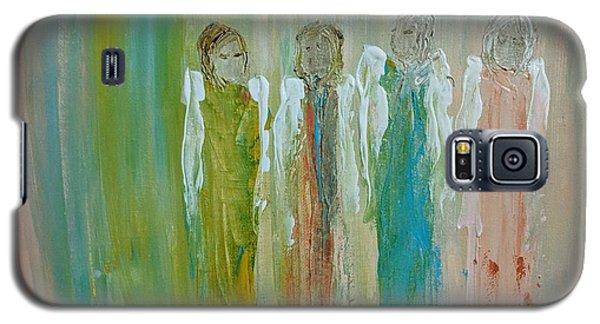 Friendship Angels Galaxy S5 Case
