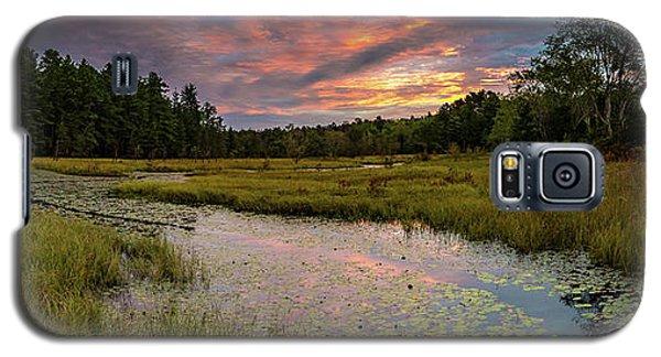 Friendship Panorama  Sunrise Landscape Galaxy S5 Case