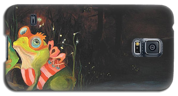 Frogs Of Silver Lake Galaxy S5 Case