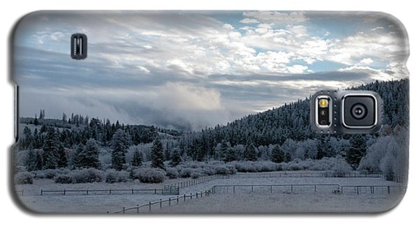 Frosted Sunrise 1 Galaxy S5 Case