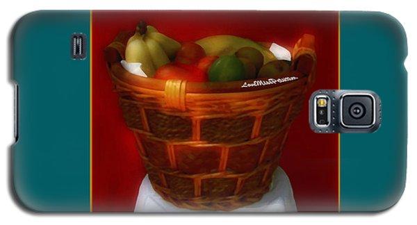 Fruit  Art 33 Galaxy S5 Case