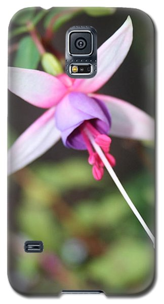 Fuchsia Showing Off In All Its Glory Galaxy S5 Case