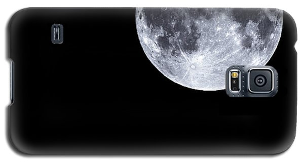 Full Moon Galaxy S5 Case