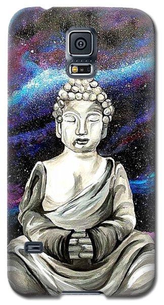 Galaxy Buddha  Galaxy S5 Case