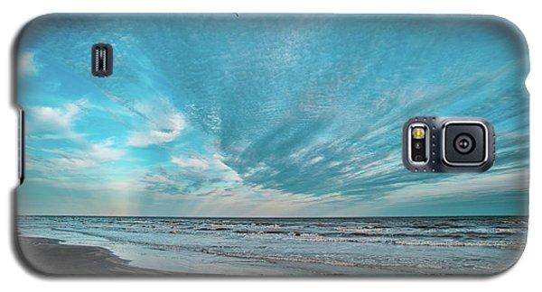 Galveston Island First Light Galaxy S5 Case