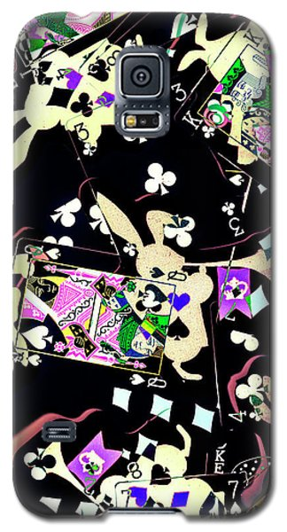 Fairy Galaxy S5 Case - Game Of Illusion by Jorgo Photography - Wall Art Gallery