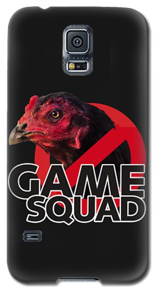 Game Squad Galaxy S5 Case