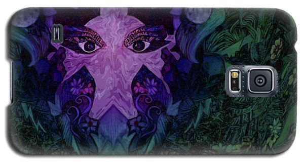 Garden Eyes Galaxy S5 Case