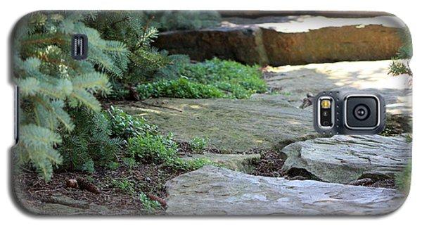 Garden Landscape - Stone Stairs Galaxy S5 Case