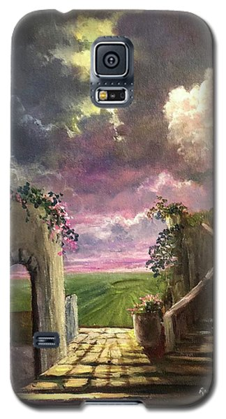 Garden Of The Ancients Galaxy S5 Case