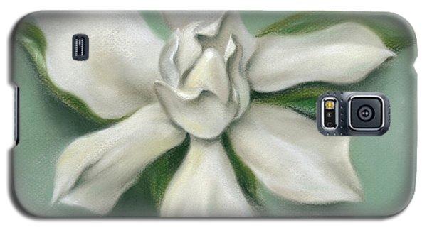 Gardenia Flower Galaxy S5 Case