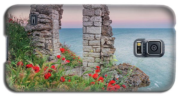 Gate In The Poppies Galaxy S5 Case