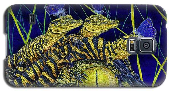 Gator Nursery  Galaxy S5 Case