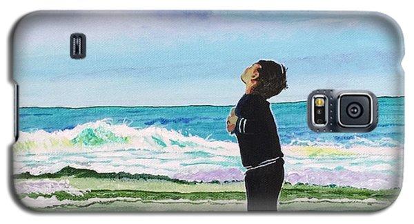 Gazing At Gulls Galaxy S5 Case