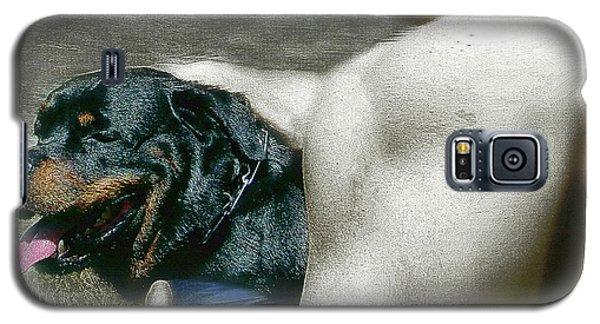 Gentle Beings  Galaxy S5 Case
