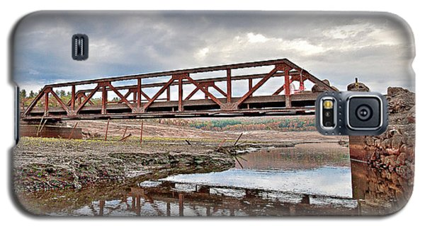Ghost Bridge - Colebrook Reservoir Galaxy S5 Case