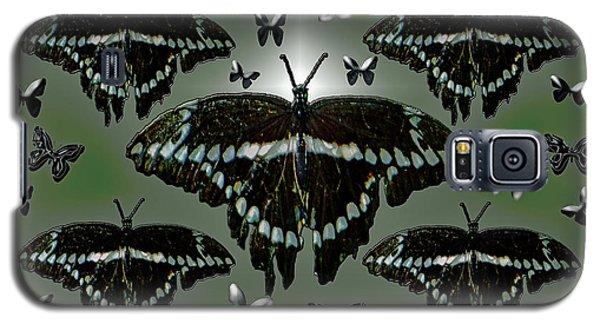 Giant Swallowtail Butterflies Galaxy S5 Case