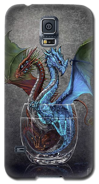 Gin And Tonic Dragon Galaxy S5 Case