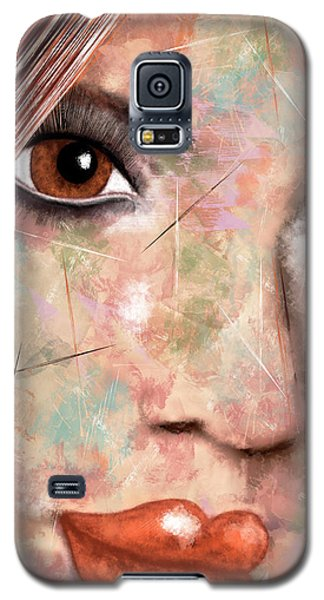 Ginger Galaxy S5 Case