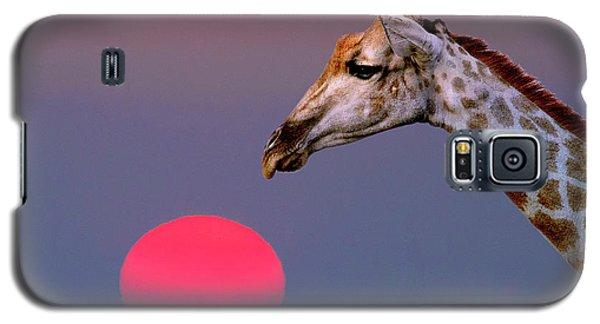 Giraffe Composite Galaxy S5 Case