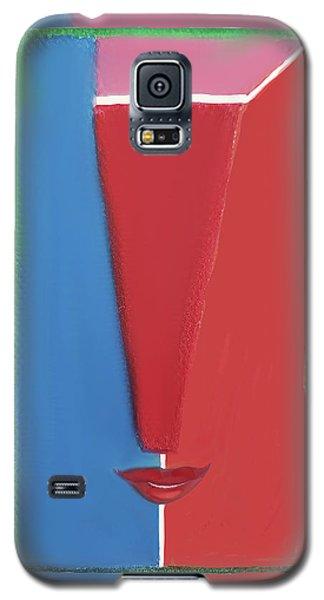 Girl Galaxy S5 Case
