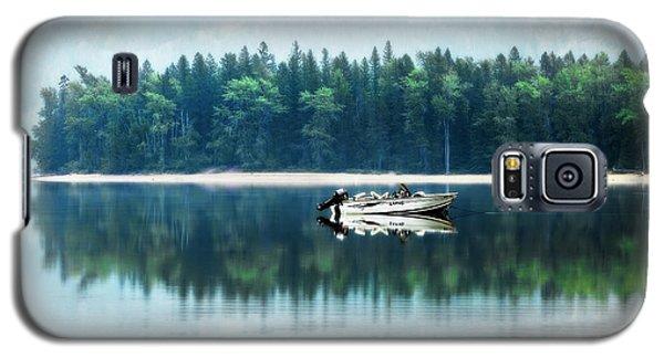 Glacier National Park Lake Reflections Galaxy S5 Case