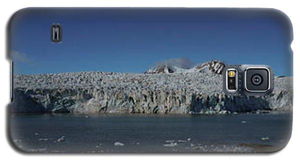 Glacier Svalbard Galaxy S5 Case