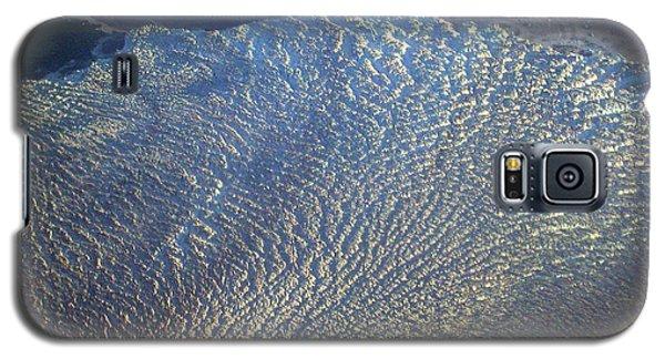 Glacier Texture Galaxy S5 Case