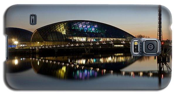 Glasgow Science Center Galaxy S5 Case